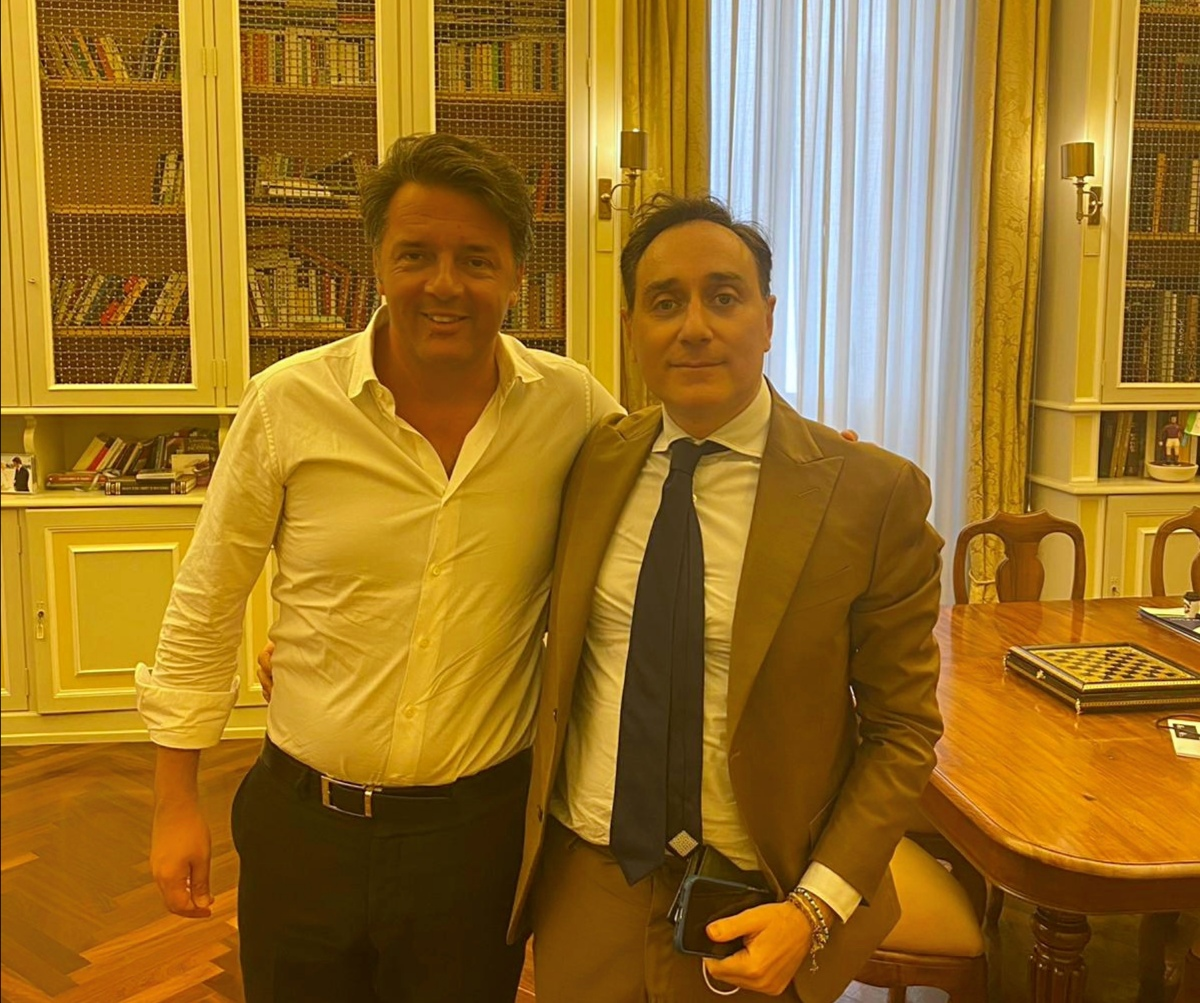 Regionali Campania :arriva l'ufficialità, Francesco Iovino candidato con Italia  Viva