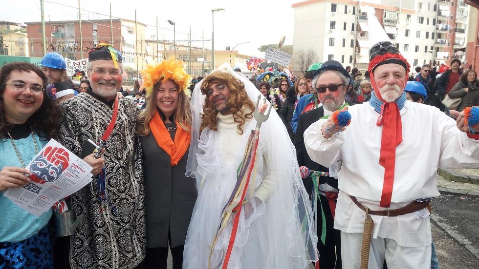 2. Carnevale Scampia Napoli 11..2018